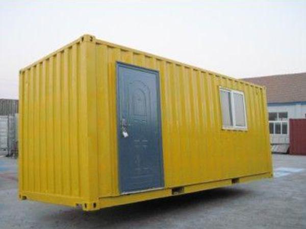 个性化集装箱